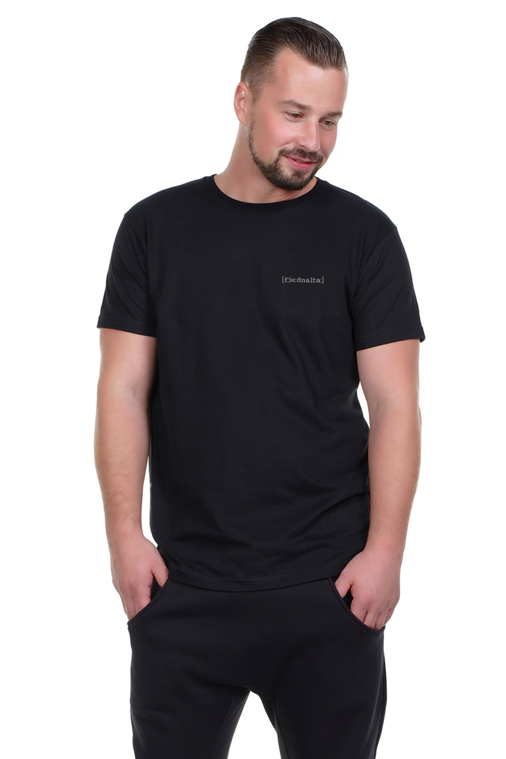 Spree Shirt Männer schwarz uff jeden Alta