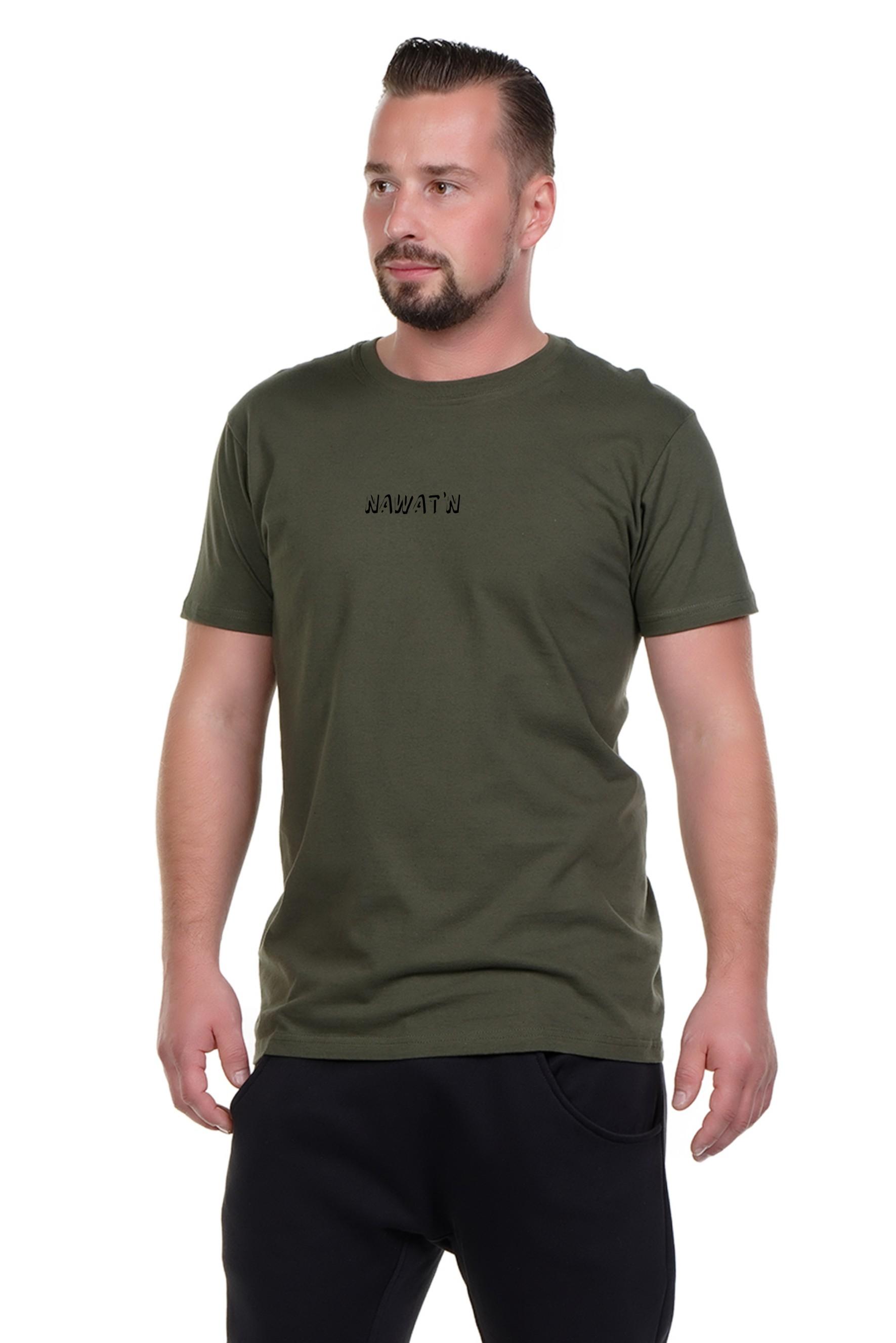Spree Shirt Männer oliv nawat'n