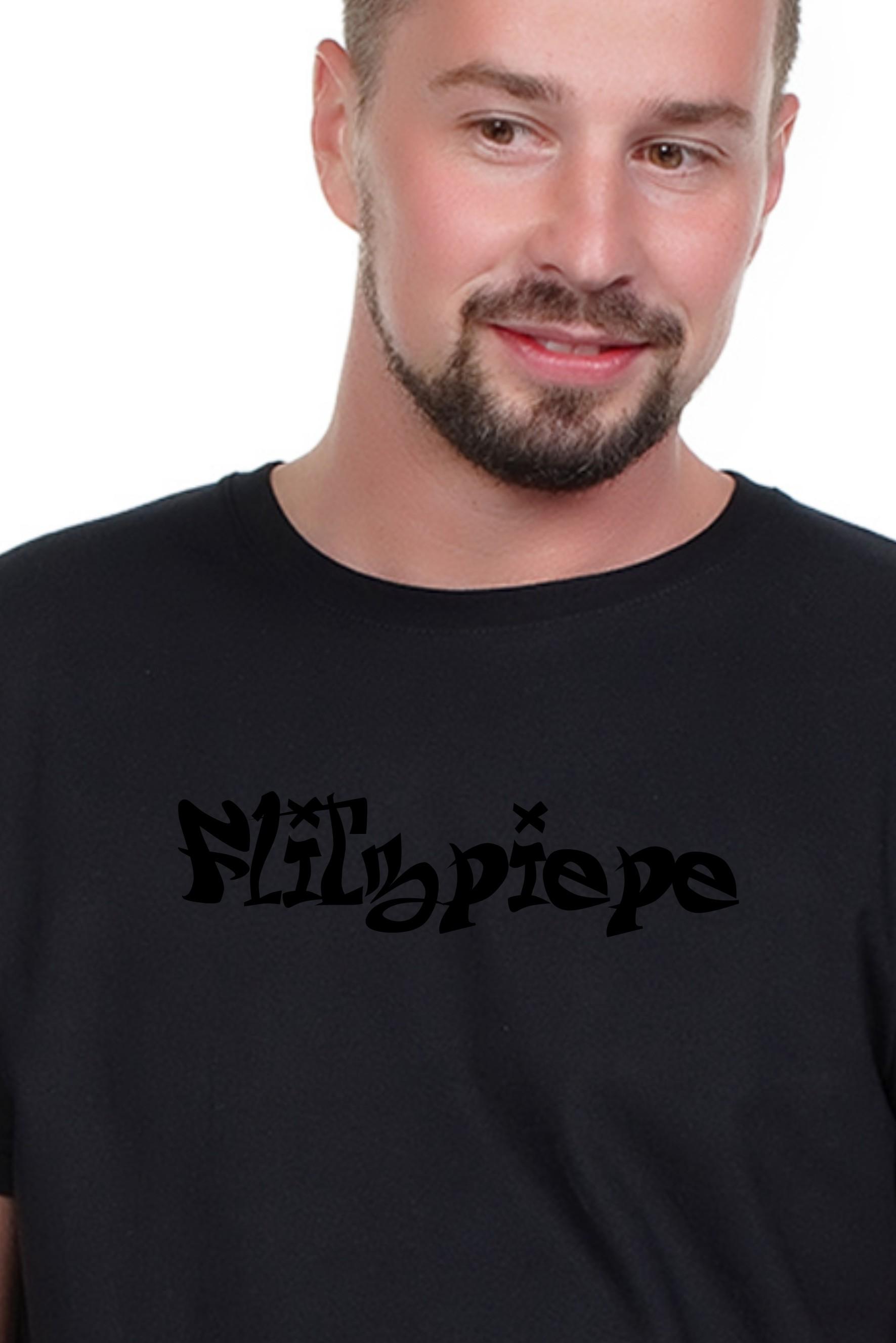 Spree Shirt Männer schwarz Flitzpiepe