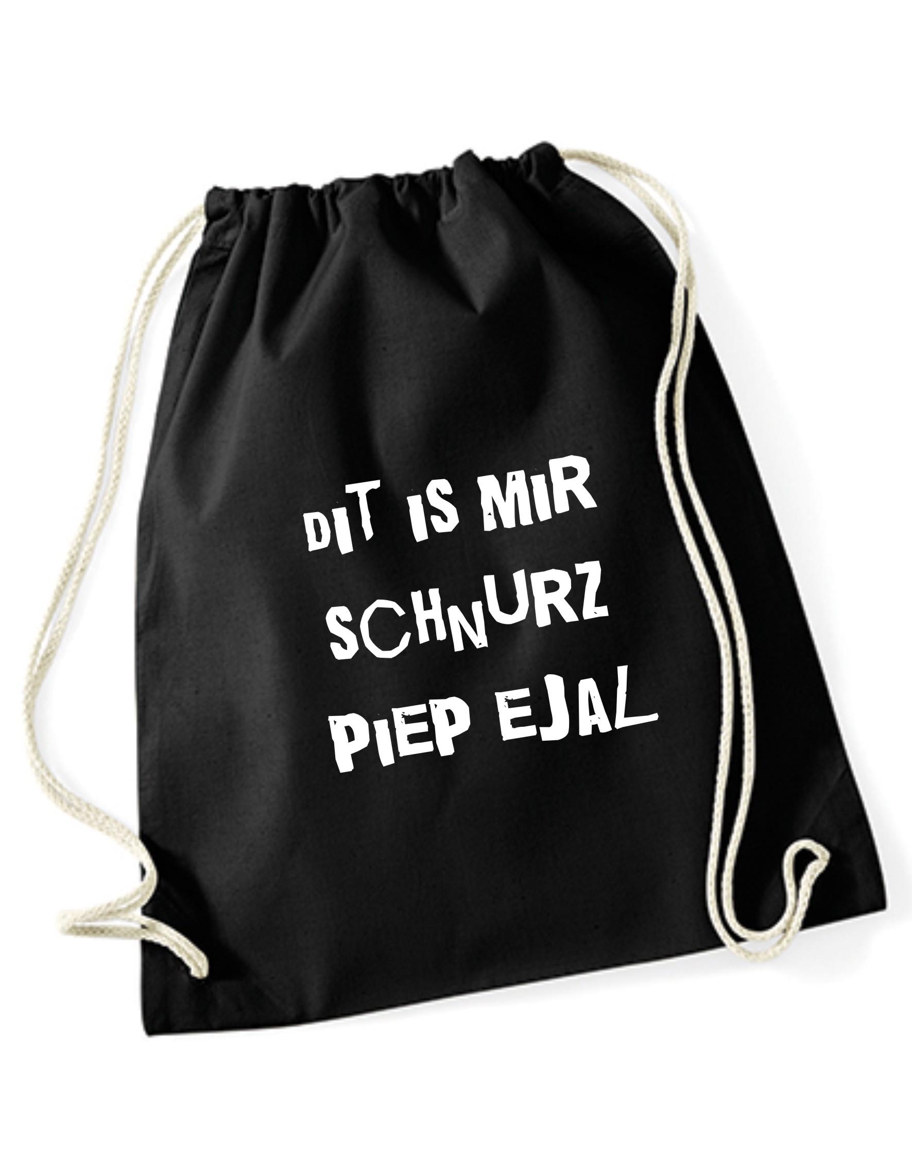 Turnbeutel Schnurz